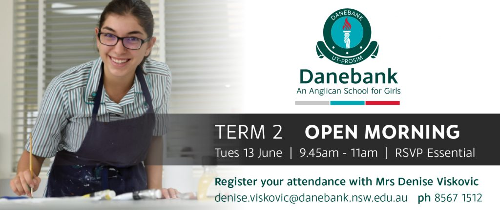 Open Morning Term 2