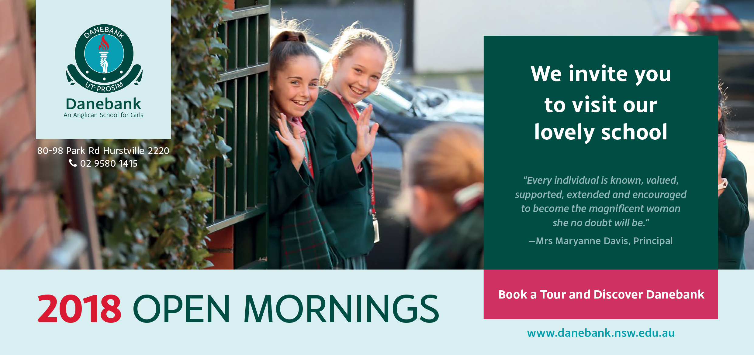Open Mornings 2018
