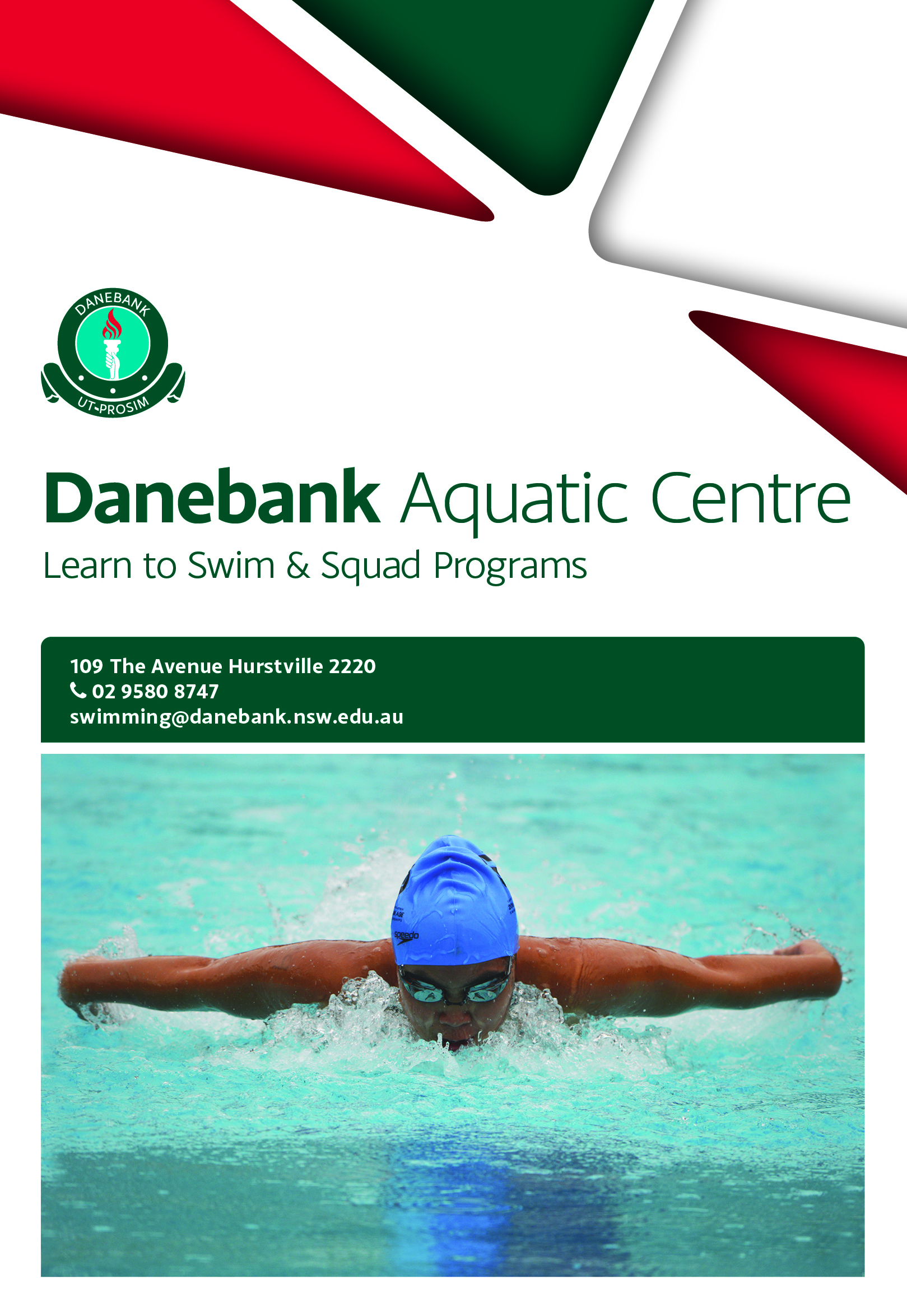 Aquatic Centre brochure 2020